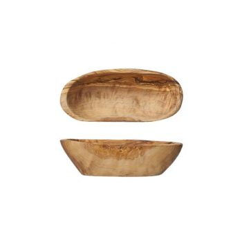 Cosy & Trendy Aperitif Dish 12-15cm Olivewood