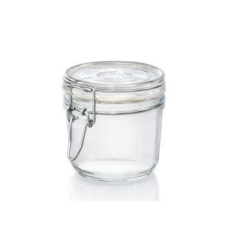 Bormioli Fido Jar 350 Ml Joit Blanc Set 6