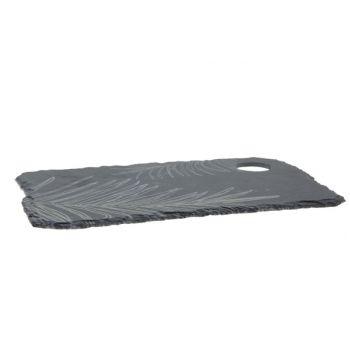 Cosy & Trendy Serving Plate 25x15,5xh1cm Slate Deco