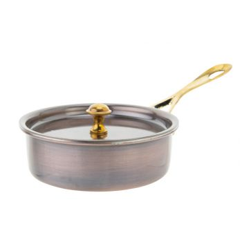 Cosy & Trendy Antique Serving Cup-frying Pan D12xh4