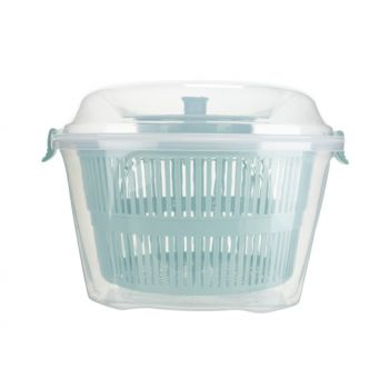 Brandless Vega Salad Spinner Green 4,4l
