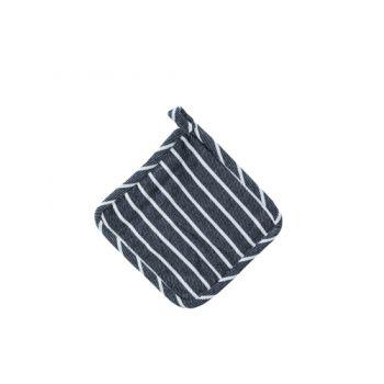 Cosy & Trendy Biarritz Pot Holder 21x21cm Blue With
