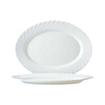 Luminarc Trianon Flat Plate 35cm Oval