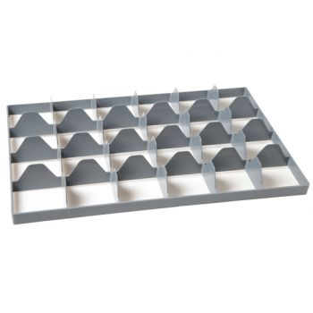 Allibert Divider 24 Compartments With Handle