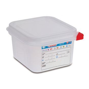 Araven Storage Box Herm. Gn1-6 1.7l H10cm Poly