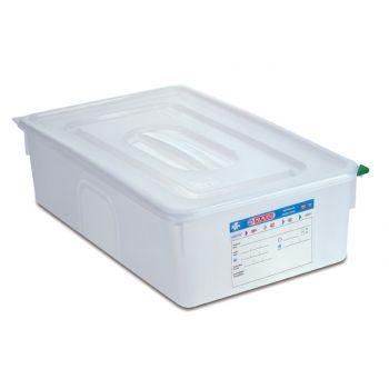 Araven Storage Box Herm. Gn1-1 21l H15cm Polyp