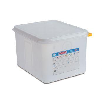 Araven Airtight Container Gn1-2 12,5l H20cm