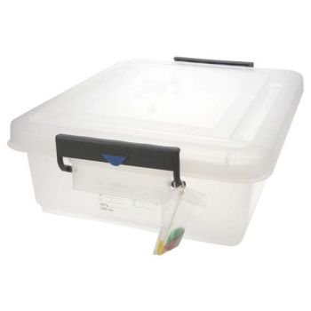 Araven Storage Tray 30liter With Cover