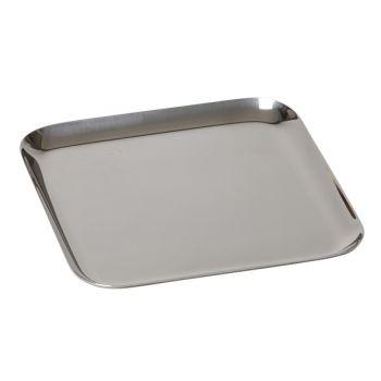 Cosy & Trendy Presentation Plate Ss Sq. 23x23cm