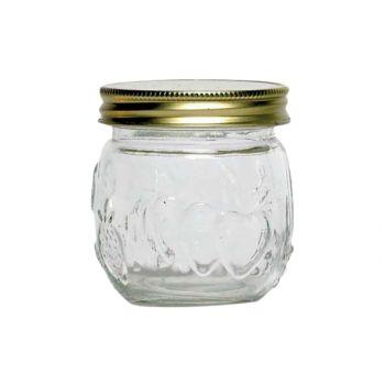 Cosy & Trendy Conserveerpotje Disp12 D6xh7cm Glas