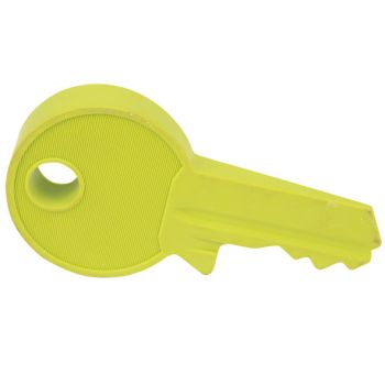 Cosy @ Home Doorstop Key Shape Green 18x8.8x3.2cm
