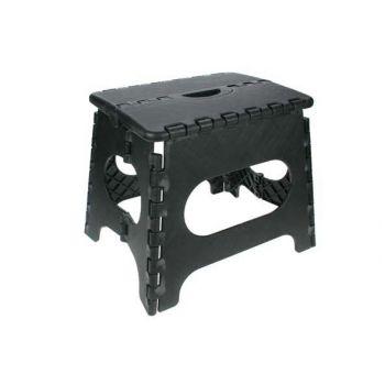 Cosy & Trendy Step Black Pp Foldable Capacity 1