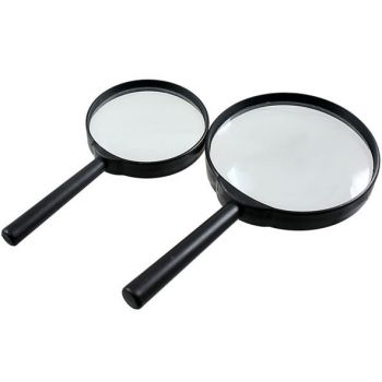 Cosy & Trendy Magnifying Glass 100mm - 75mm Set 2