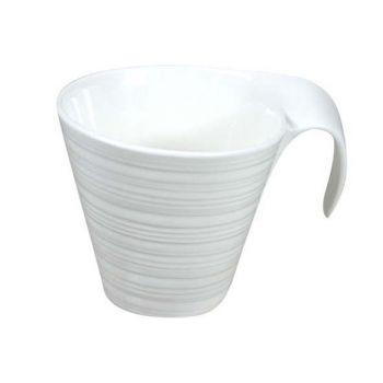 Cosy & Trendy Prestige Mug White 23cl D9xh8,5cm