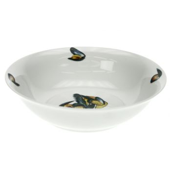 Cosy & Trendy Mussel Dish D23xh6cm - Deco: Mussels