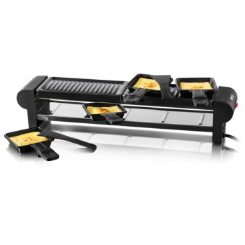 Boska Maxi Raclette Black 220v 50,5x11xh11cm