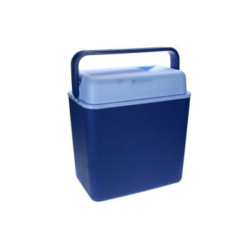 Cosy & Trendy Cooling Box Electrical Blue 24l 12v