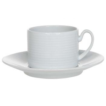 Costa Verde Berlin White Set Cup+saucer Tea