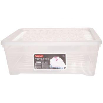 Curver Textile Box Textile Box Transparent 45l