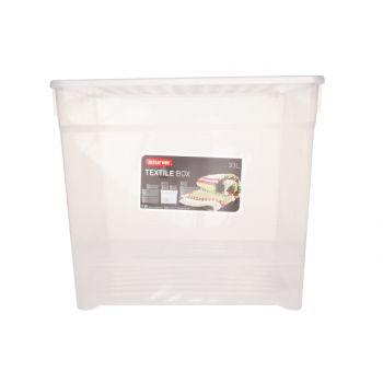 Curver Textile Box Storage Box Without Wheels