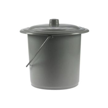 Cosy & Trendy Toilet Bucket 12.5l D24cm H30cm