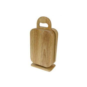 Cosy & Trendy Bread Board Set6 W. Support