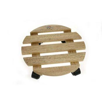 Cosy & Trendy Cp Coaster D32x8cm Round Wood