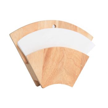 Cosy & Trendy Coffe Filter Holder Wood 16x4.2x21.8cm