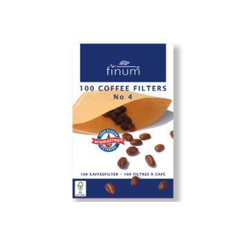 Finum Finum 100 Filters For Coffee Nr4