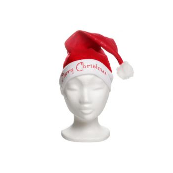 Goodmark Xmas Hat Filt Print Merry Christmas