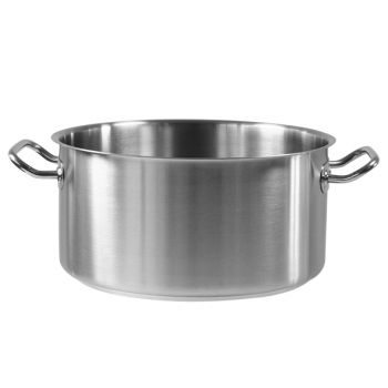 Cosy & Trendy For Professionals Ct Prof Cooking Pot Low 11l 32x15cm