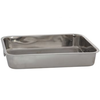 Cosy & Trendy For Professionals Ct Prof Roasting Pan Ss 27x21xh5 - 0,7mm