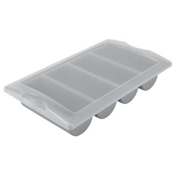Plastibac Lid For Cutlery Tray Gastro 1/1 -4 Compt