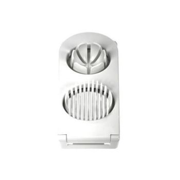 Cosy & Trendy Two-way Egg Cutter White Plastic