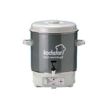 Kochstar Gluhwein Kettle 27 L + Thermostat