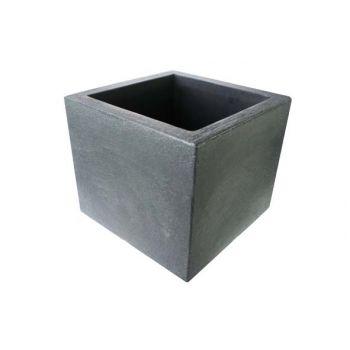 Cosy & Trendy Cube Cp Black-anthracite 30x30xh26cm