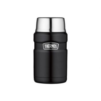 Thermos King Food Jar  Black Mat Xl 710ml
