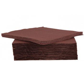 Cosy & Trendy For Professionals Ct Prof Napkin Tt S40 38x38cm Chocolat