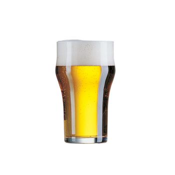 Arcoroc Nonic Beer Glass 34cl
