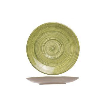 Cosy & Trendy Turbolino Green Saucer D16cm