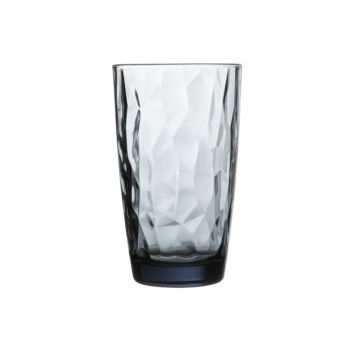 Bormioli Diamond Tumbler Ocean Blue 47cl