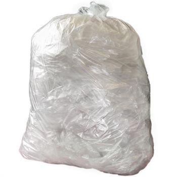 Jantex grote standaard kwaliteit vuilniszakken transparant