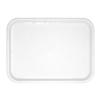 Kristallon dienblad wit 34.5x26.5cm