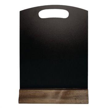 Olympia tafelkrijtbordje 22.5x15cm