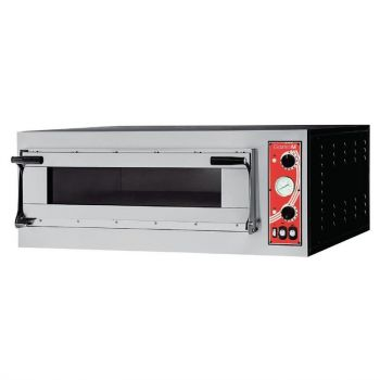 Gastro M pizzaoven met 1 kamer type Rome 1