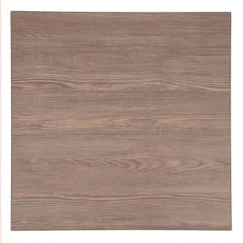 Bolero vierkant tafelblad Vintage Wood 60cm