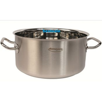 Demeyere 90032 Commercial cooking pot without lid 32cm