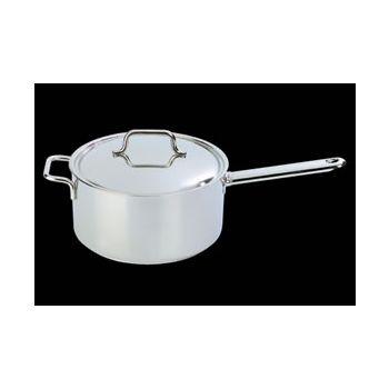 "Demeyere 44422 - 44522 Saucepan with lid 22 cm/8.7"""