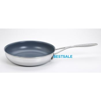 Demeyere 43624 Ceraforce Ultra Frying Pan Industry 24cm/9.4""