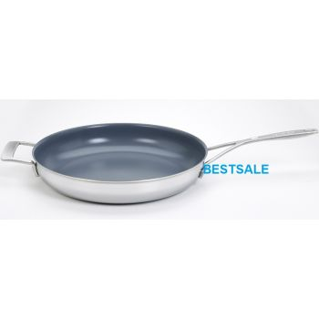 Demeyere 43632 Ceraforce Ultra Frying pan Industry 32cm/12.6""